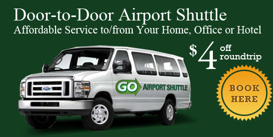 Discount Connecticut Airport Shuttle