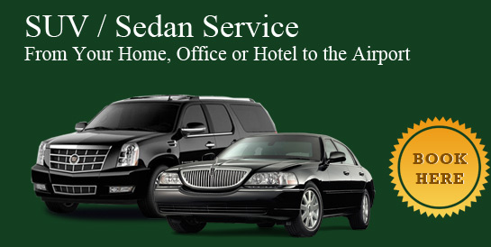 CT Limo, Sedan SUV Car Service to JFK LGA EWR
