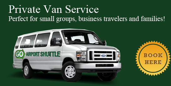 Private Van Special